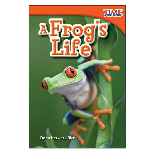 frog repot essay
