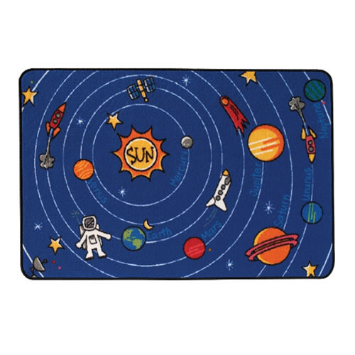 Spaced Out KID$ Value Rugs