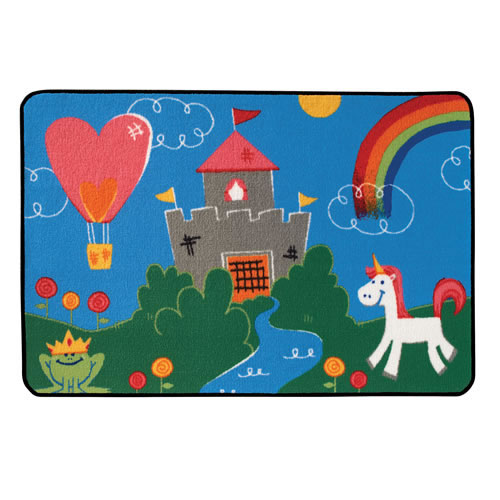 Fantasy Fun KID$ Value Rug