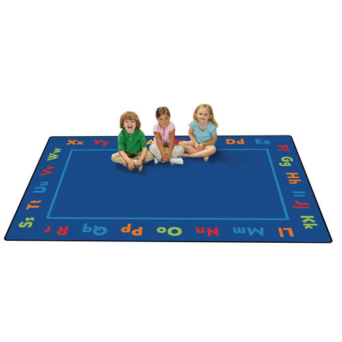Alphabet KID$ Value PLUS Rugs
