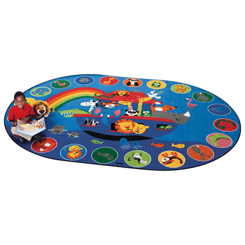 Noah's Voyage Circletime KID$ Value PLUS Rugs