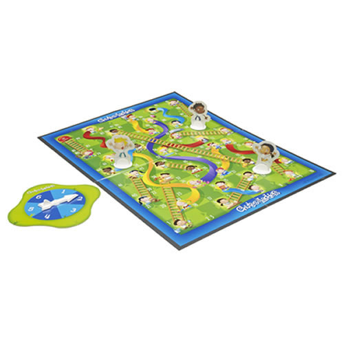 Alternate Image #1 of Chutes and Ladders® Game