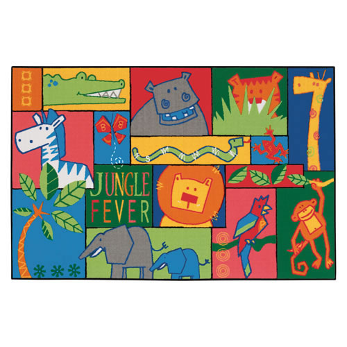 Jungle Fever KID$ Value Rugs
