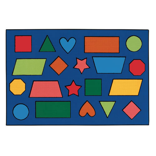 Color Shapes KID$ Value Rugs