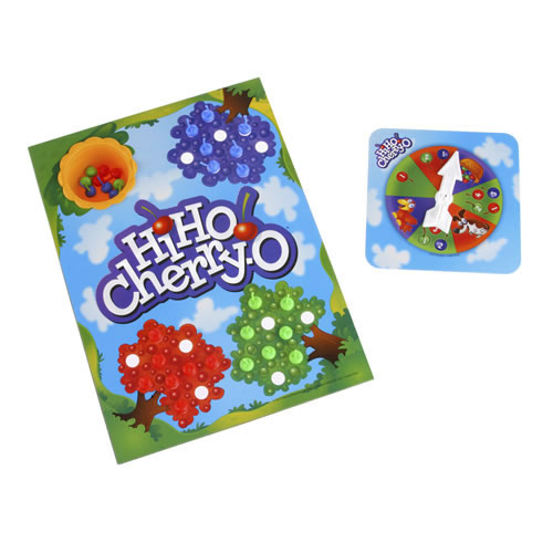 Alternate Image #1 of Hi Ho! Cherry-O® Game