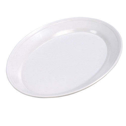 White Oval Serving Platter