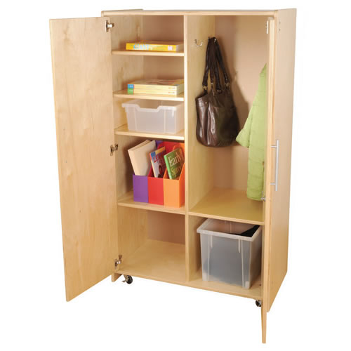 Alternate Image #1 of Carolina Mobile Teacher Cabinet