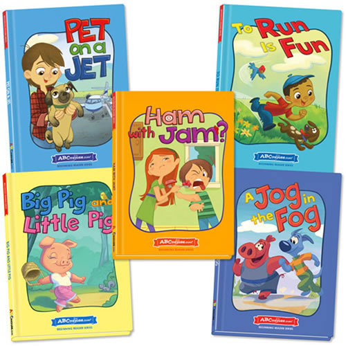 ABCmouse.com Beginning Readers Set 1 - Hardcover
