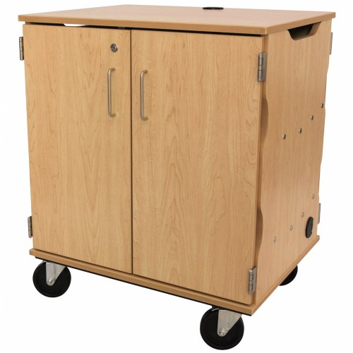 Mobile Tablet Charging & Storage Cart