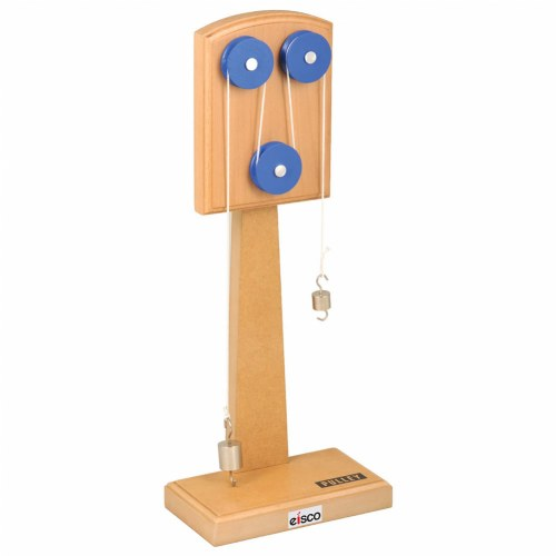 Simple Machines Pulley Questions : Simple machine pulley model