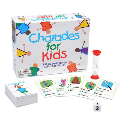 The Special Education Charade >> Charades For Kids