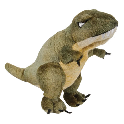Alternate Image #2 of Dinosaur Finger Puppets - Set of 5