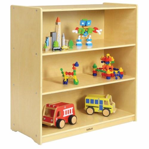 Carolina 3 shelf storage for Kaplan floor planner