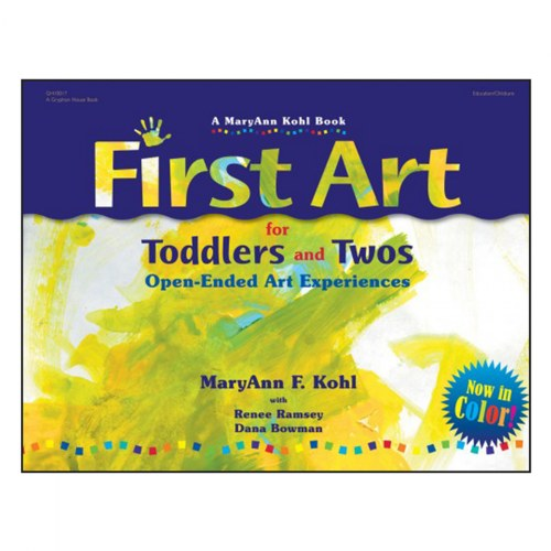 First Art for Toddlers and Twos - Paperback