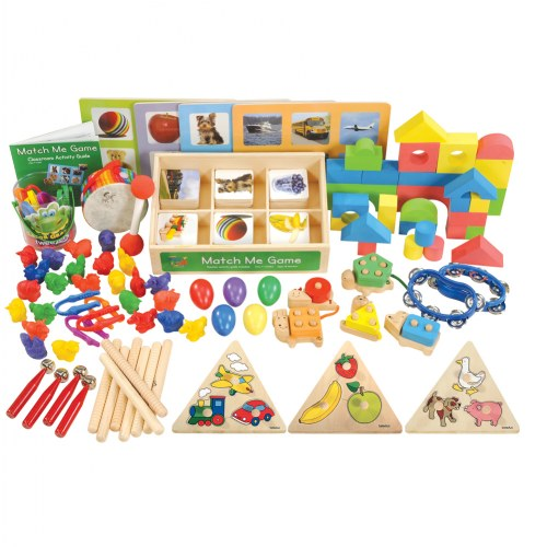 Learn Every Day™ Toddler Activity Kit