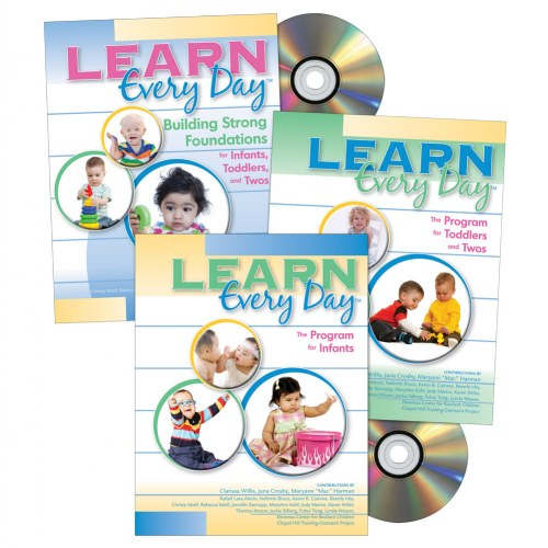 Learn Every Day™ and ProFile Planner Online Set - Infants, Toddlers and Twos