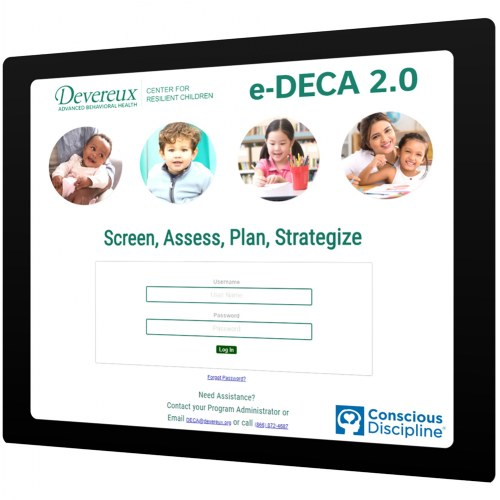 Conscious Discipline e-DECA By Child Rating