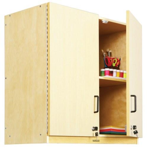 carolina locking wall cabinet
