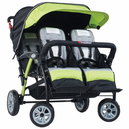 Alternate Image #1 of Quad Sport™ 4-Passenger Strollers
