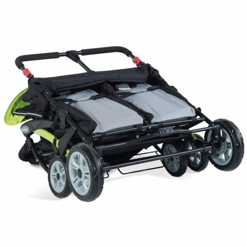Alternate Image #2 of Quad Sport™ 4-Passenger Strollers