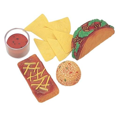 677555344b7a1 Hispanic Food Set