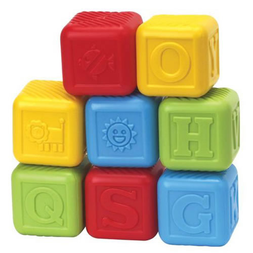 Alphabet Blocks (8 Pieces)