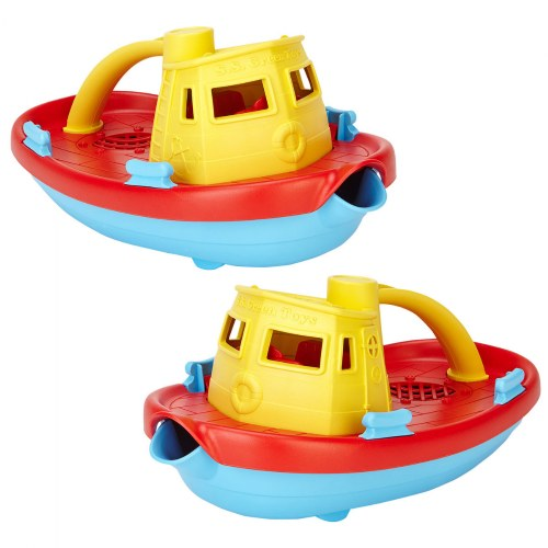 Scoop® and Pour Tug Boats (Set of 2)