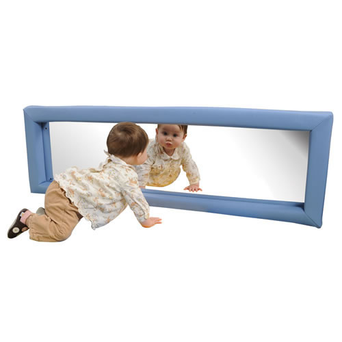 Soft Frame Wall Mirror