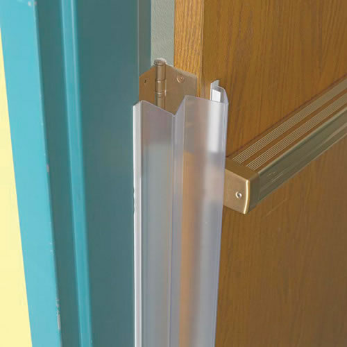& Finger-Guard Push and Pull Door Guards