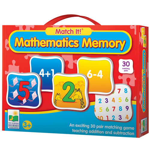 Alternate Image #4 of Match It®! Early Math Skills