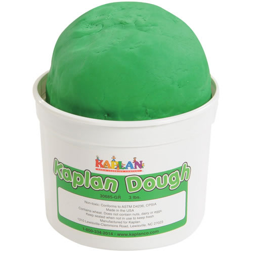 Kaplan Dough - 3 lb. Tub