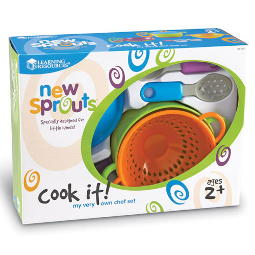 Alternate Image #2 of New Sprouts® Cook It!