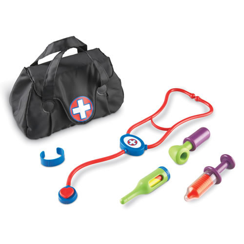 New Sprouts® Cure It! Doctor Set Pretend Play with Doctor's Bag