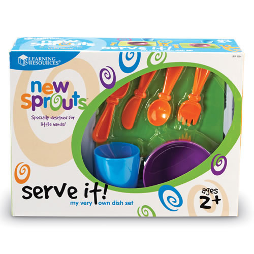 Alternate Image #2 of Serve It! Dish Set