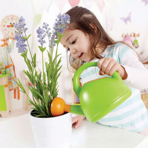 Alternate Image #1 of Green Watering Can