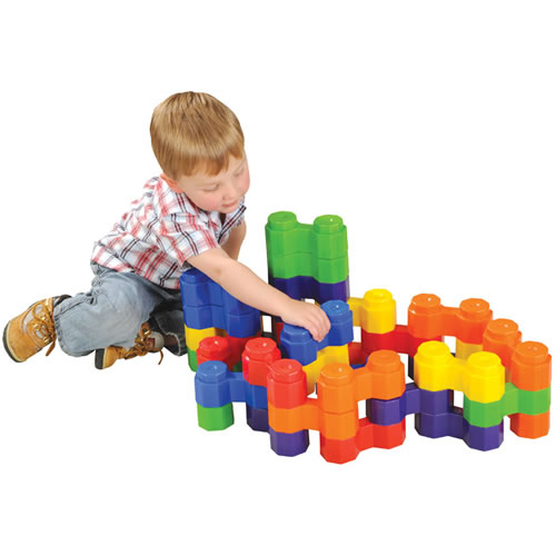 Jumbo Double Octagon Builders (36 Pieces)