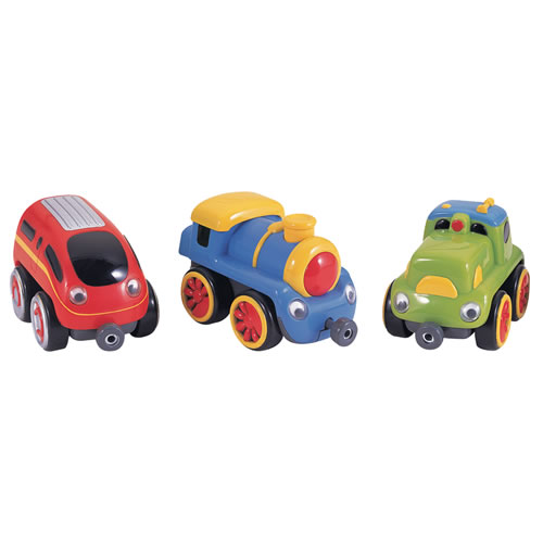 Locomotives Tailgate Trio (Set of 3)