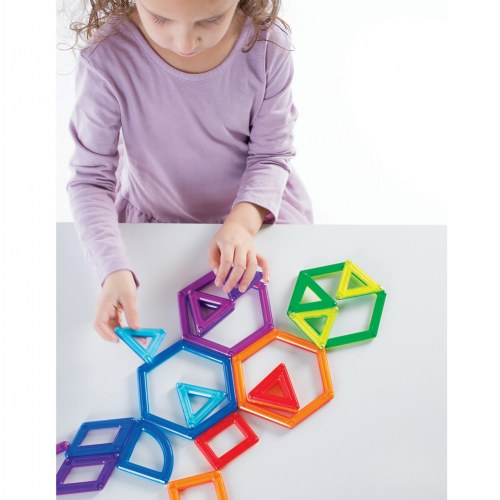 Alternate Image #1 of PowerClix® Frames Education Set
