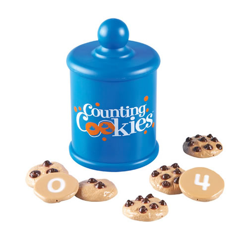 Alternate Image #1 of Smart Snacks® Counting Cookies™