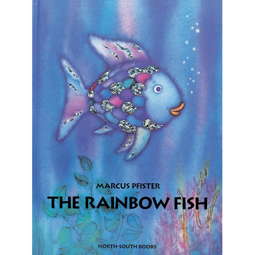 Rainbow Fish - Hardcover