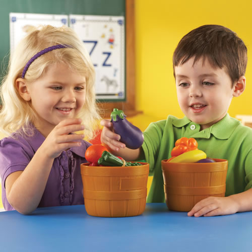 Alternate Image #3 of New Sprouts® Bushel of Pretend Play Veggies