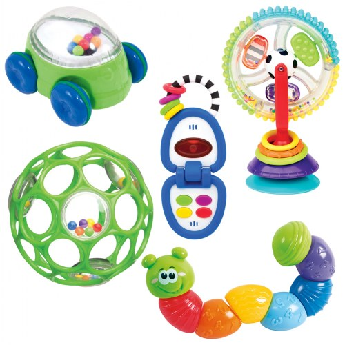 Baby's Exploration Activity Set