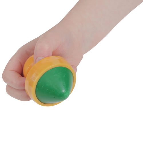 Alternate Image #1 of Easy-Grip Crayons - Set of 6