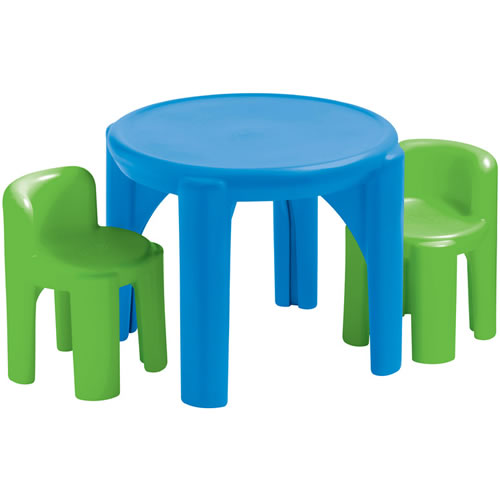 Alternate Image #1 of Bright & Bold™ Table and Chair Set