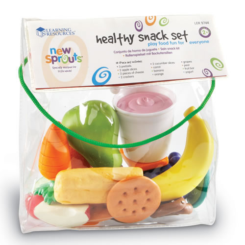 Alternate Image #3 of New Sprouts® Healthy Snack Play Food Set