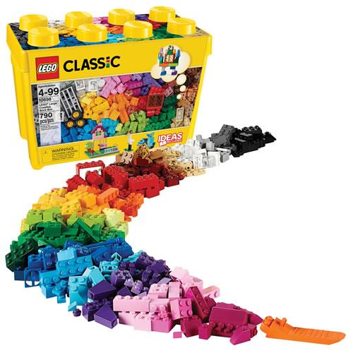 lego classic large brick box 10698