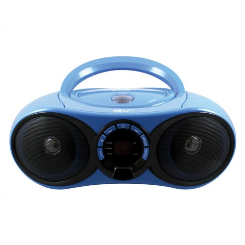 Boombox CD/FM Media Player with Bluetooth® Receiver