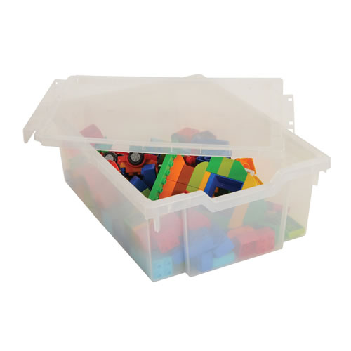 Gratnell Storage Tray With Lid 6 Quot Deep