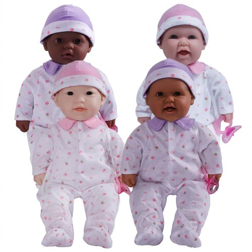 "16"" Loveable Soft Body Baby Dolls"