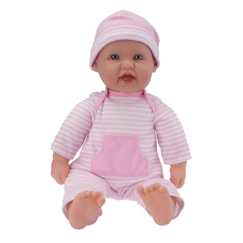 "Alternate Image #2 of 16"" Loveable Soft Body Baby Dolls"
